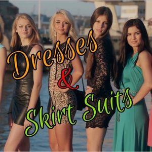 Dresses & Skirts - Dresses/Skirt Suits